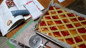 Lattice Fruit Bars from Taste of Home's Complete Guide to Baking