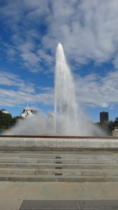 Fountain at Point State Park, Pittsburgh