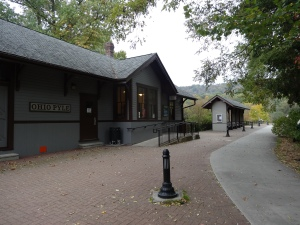 Ohiopyle Train Station Visitor's Center