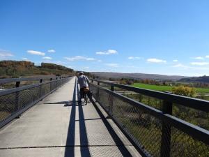 Salisbury Viaduct on the GAP Trail