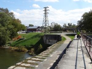C & O Canal Path near Williamsport, MD