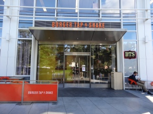 Burger Tap & Shake in Washington, DC