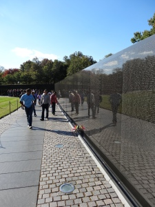 Vietnam Memorial, Washington, DC