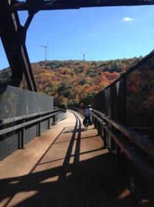 Bollman Bridge on the GAP Trail