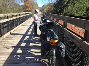 GAP Trail near the Eastern Continental Divide