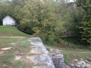 C & O Canal Path at Dam #4